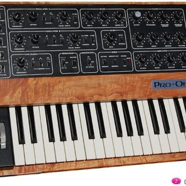 Sequential Pro-One Synthesizers