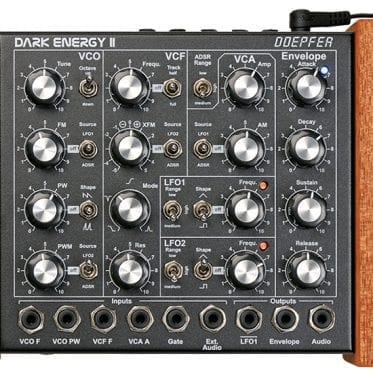 Doepfer Dark Energy II