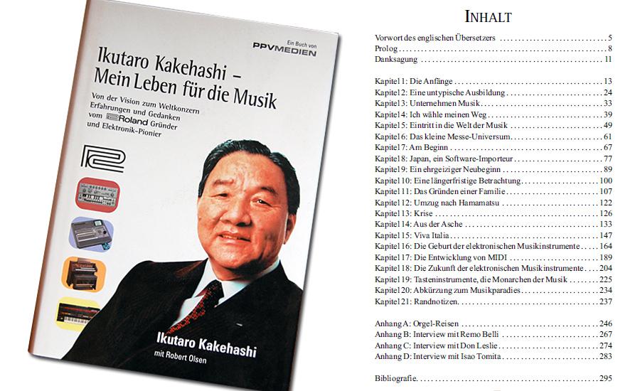 Ikutaro Kakehashi - PPVMEDIEN Verlag