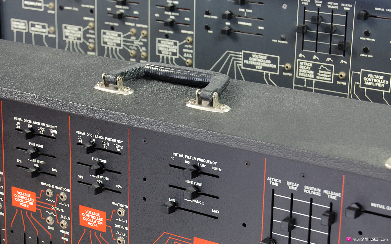 ARP 2600 Synthesizer