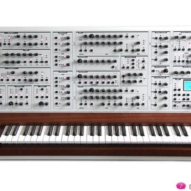Schmidt Synthesizer White