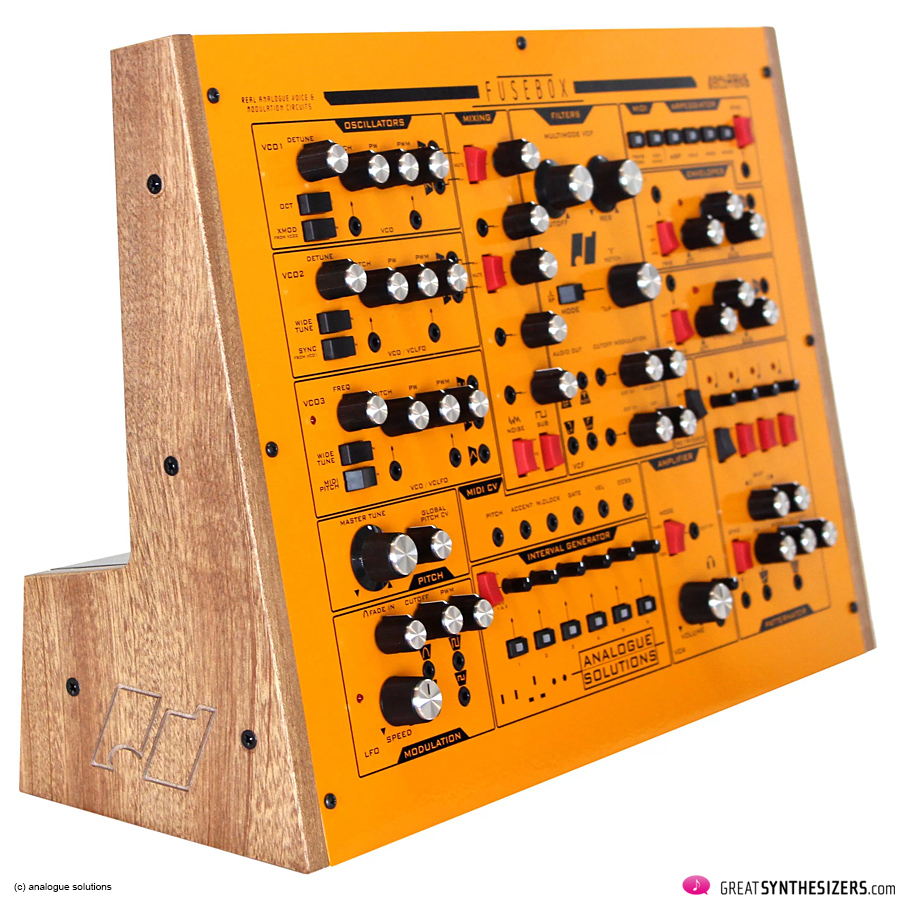 Fusebox A 3 Vco Synth By Analogue Solutions Greatsynthesizers Fuse Box O 01