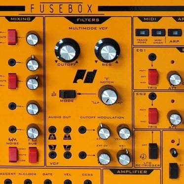 Analogue Solutions Fusebox Synthesizer