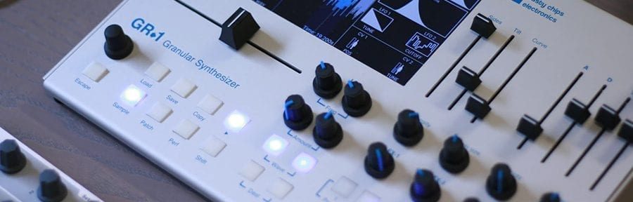 Tasty Chips Electroncis GR-1 Granular Synthesizer