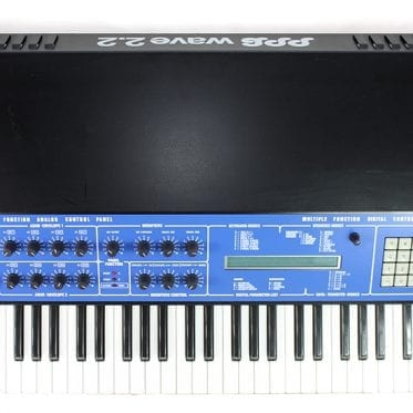 PPG Wave 2.2 / Wave 2.3 Synthesizer