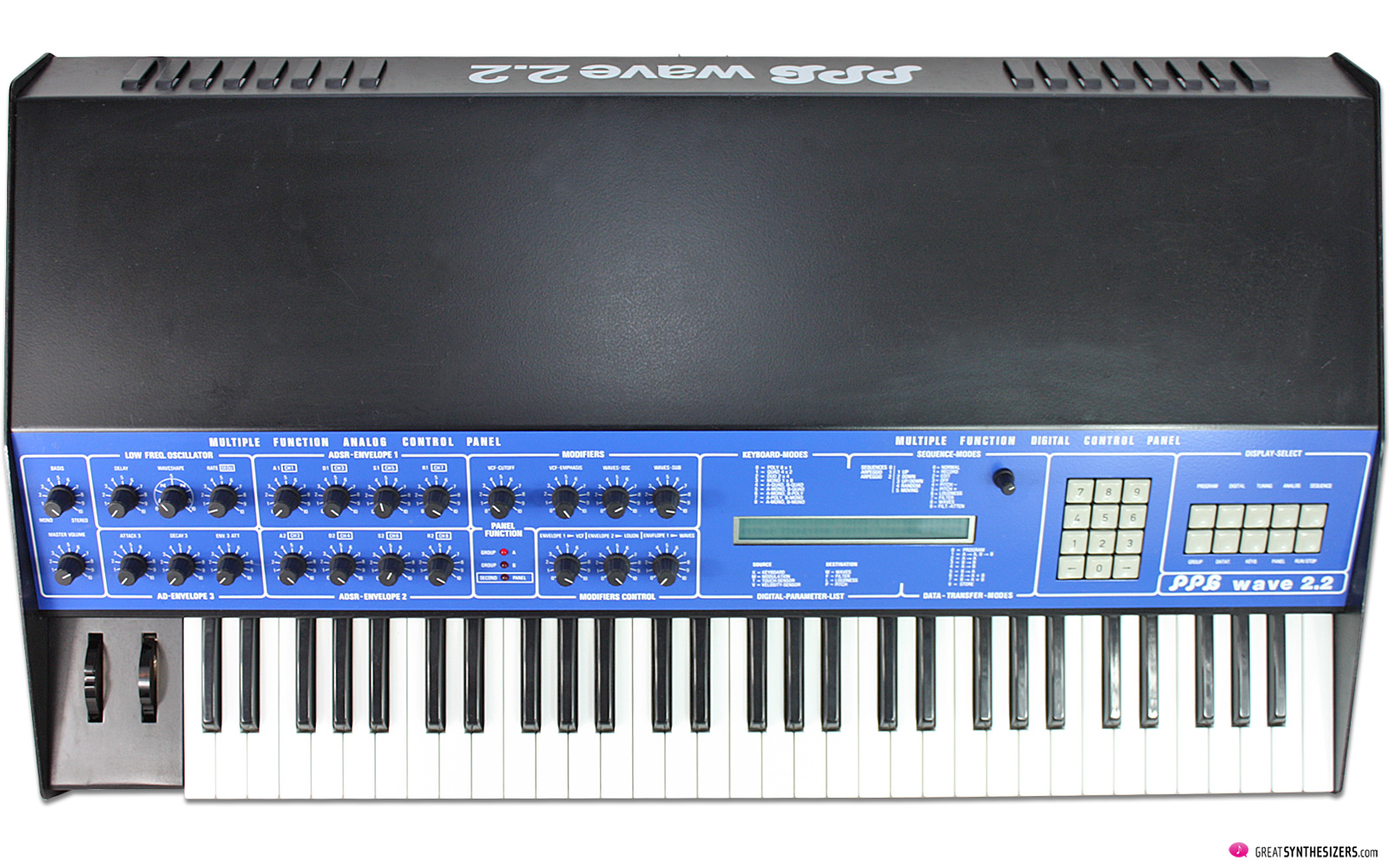 PPG Synthesizer - PPG Wave 2.2 / Wave 2.3