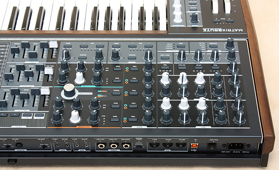arturia matrixbrute  a modest raise in price