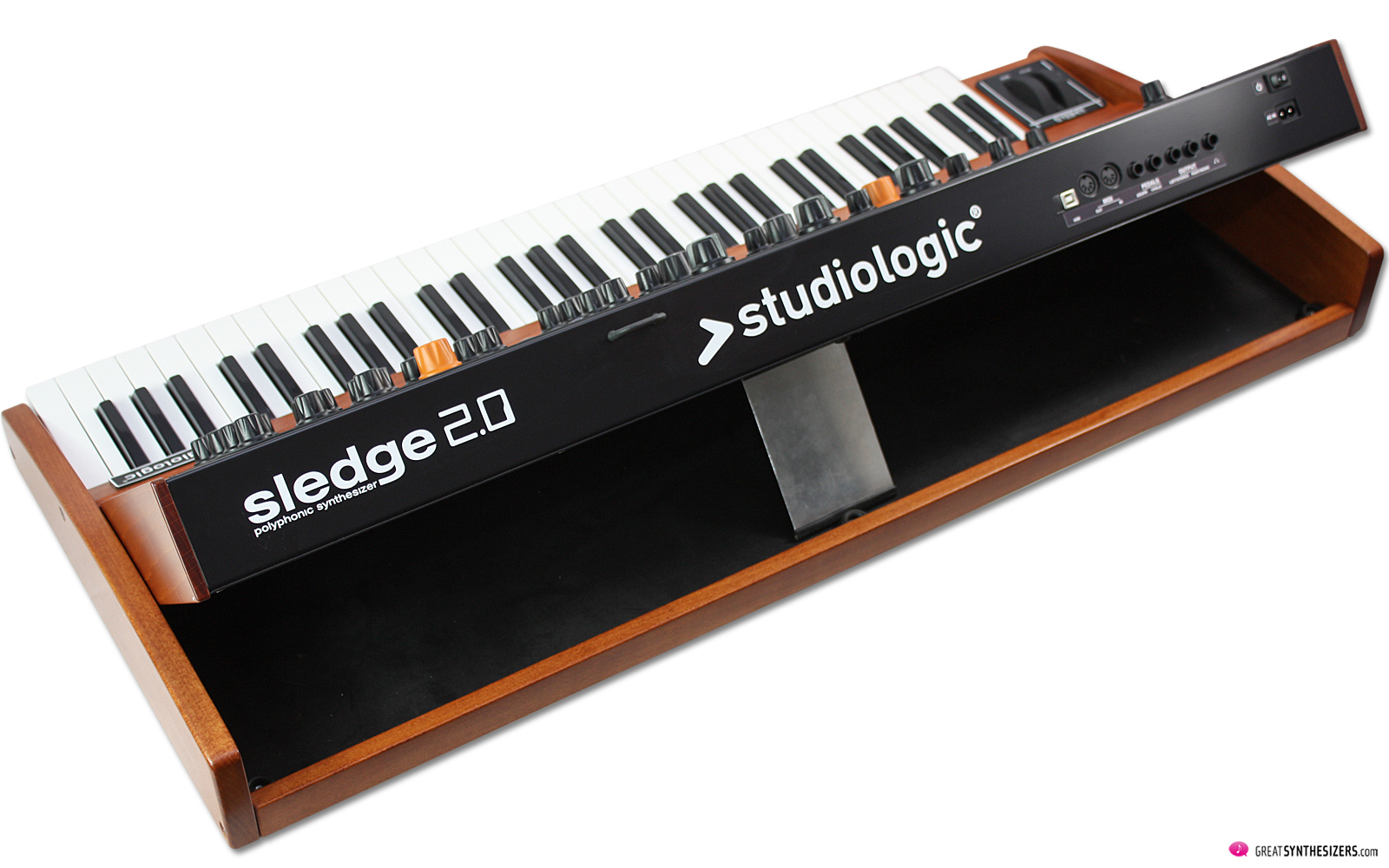 Studiologic Sledge 2.0 (modified)