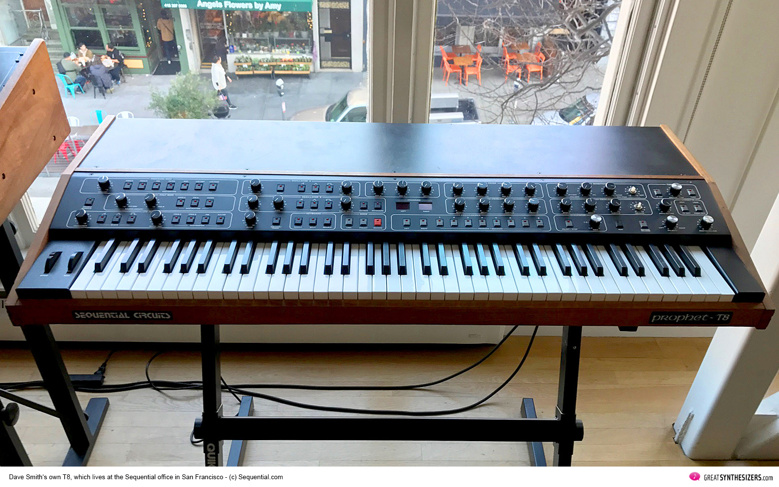 Sequential Prophet-T8 – pure analog LUXURY – GreatSynthesizers