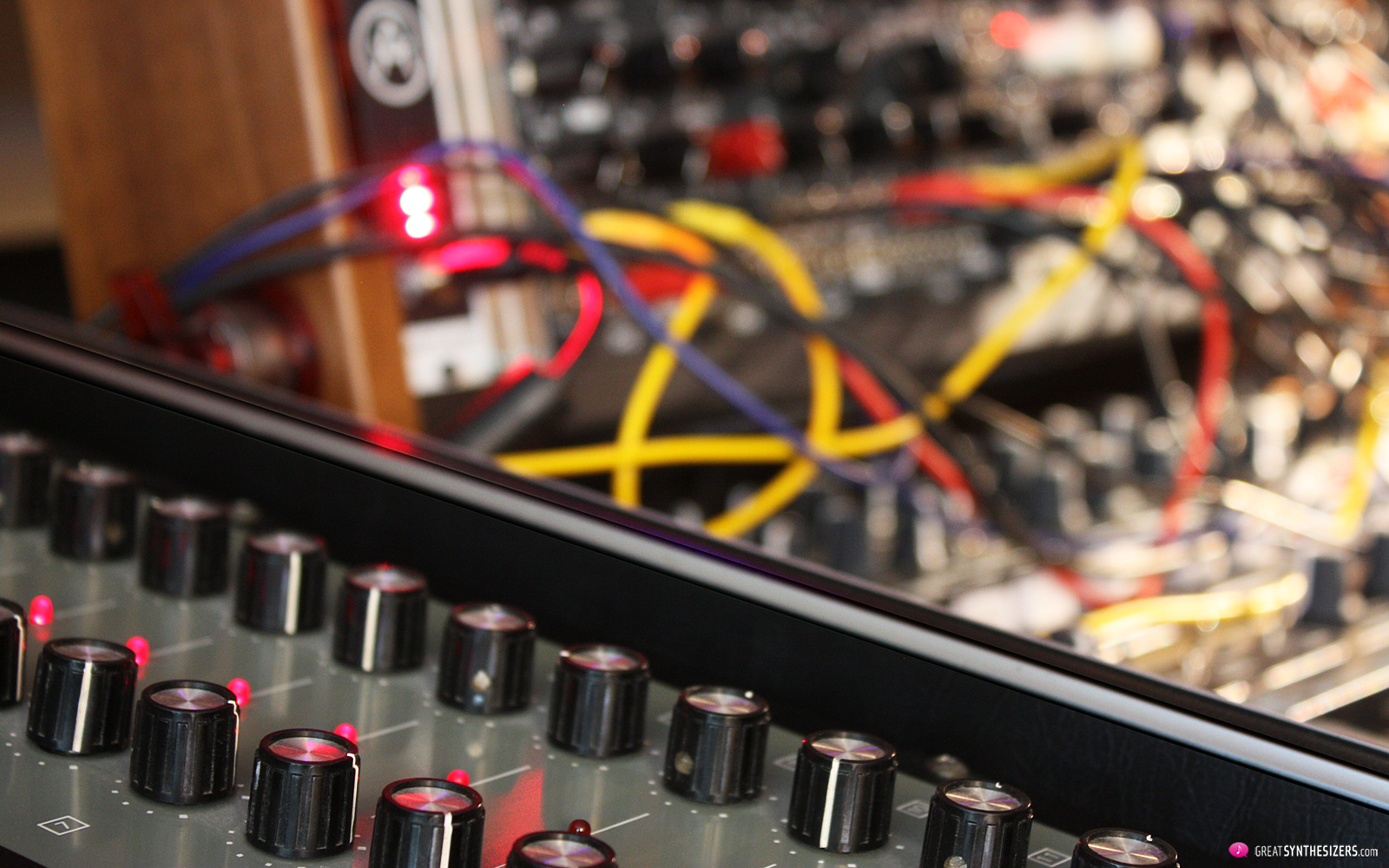 GRP Eurorack Synthesizer Modules