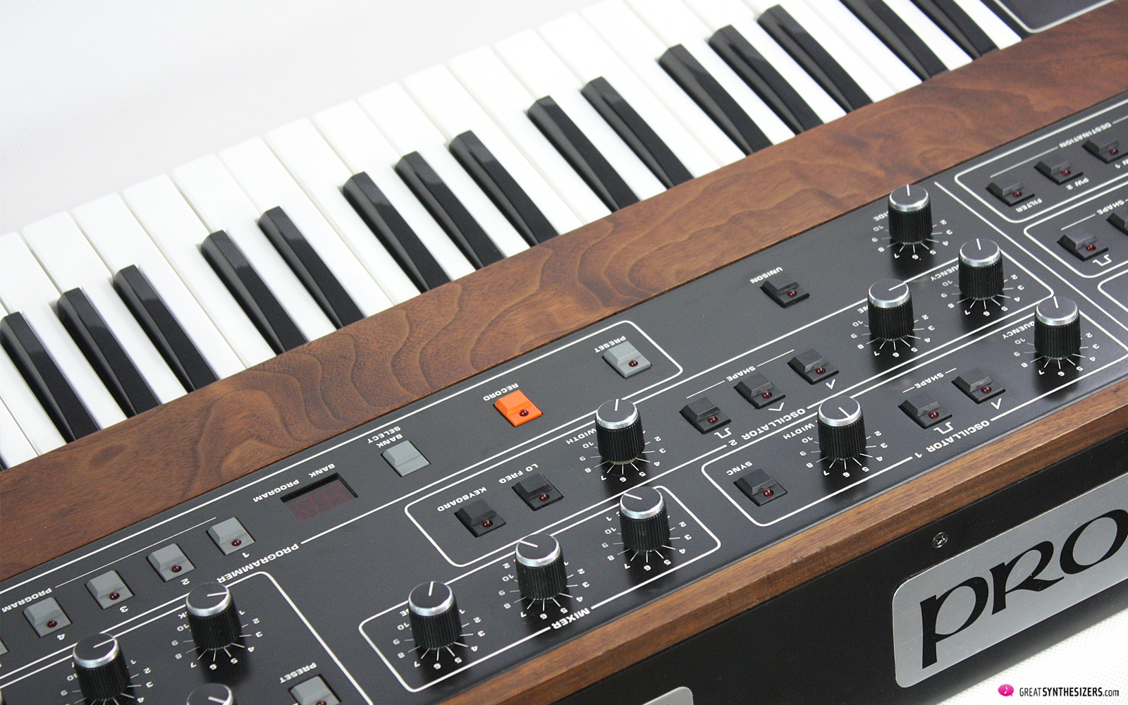 Sequential Prophet-5 Synthesizer