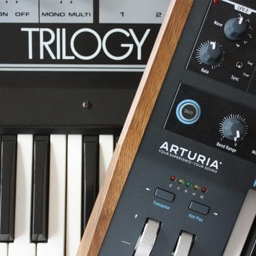 arturia matrixbrute a french icon of luxury greatsynthesizers. Black Bedroom Furniture Sets. Home Design Ideas