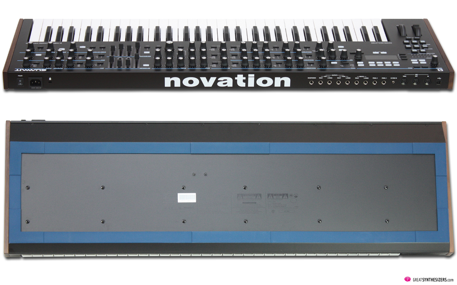 Novation Summit Synthesizer