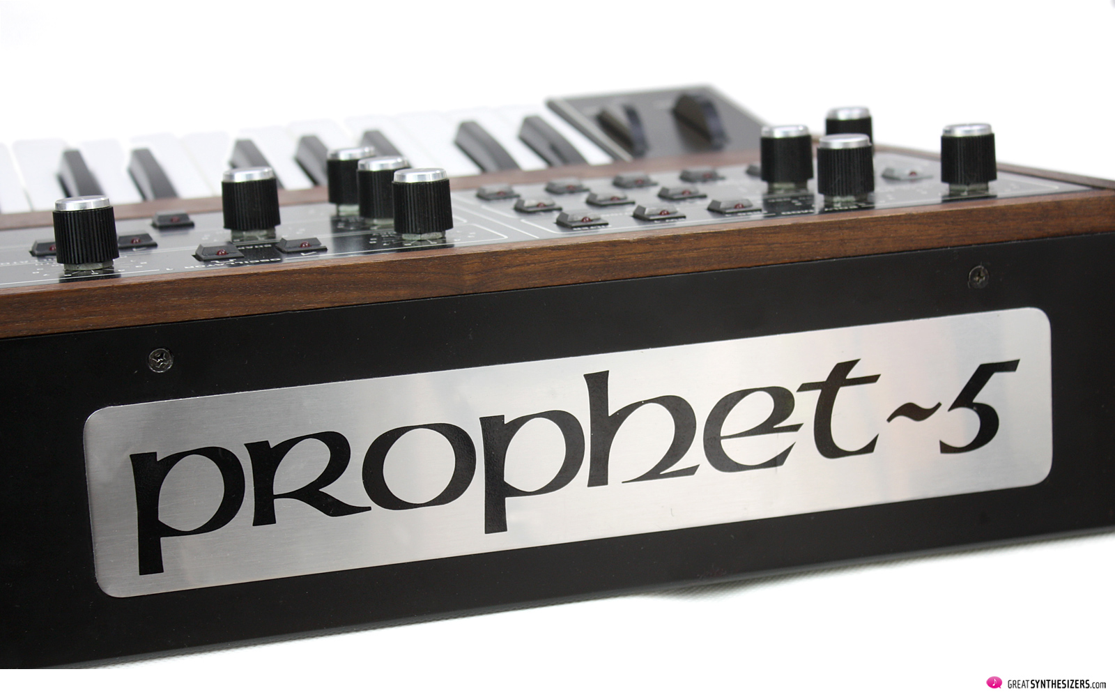 Sequential Circuits Prophet-5 Synthesizer