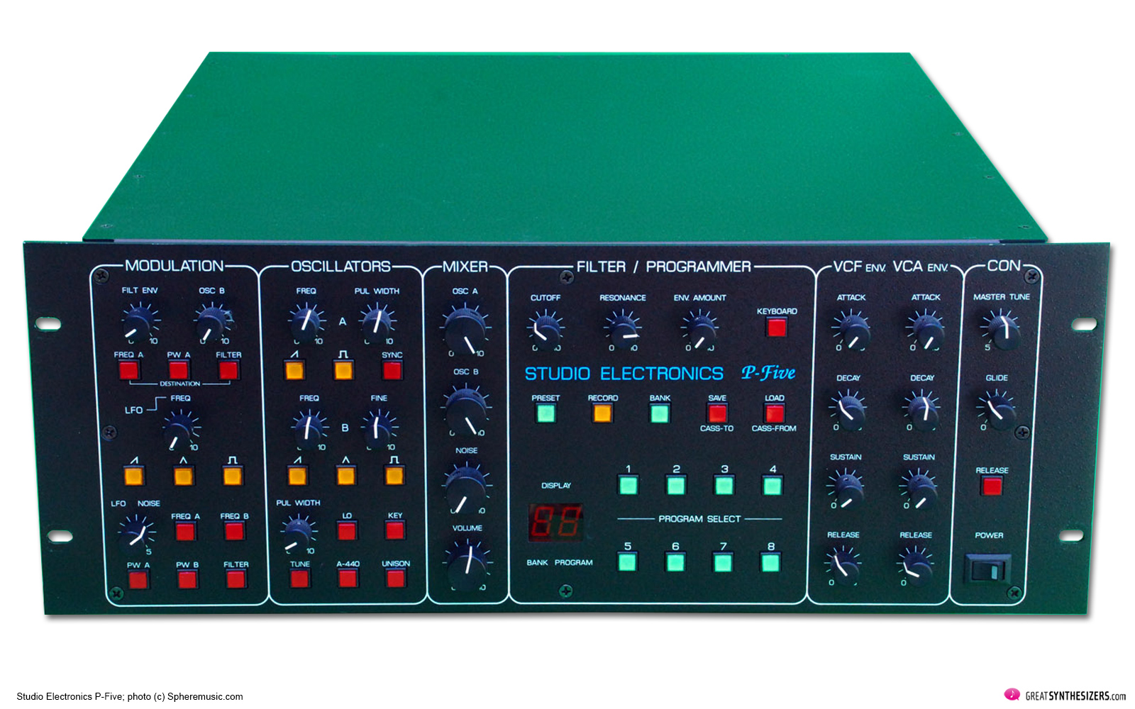 Studio Electronics P-Five Synthesizer