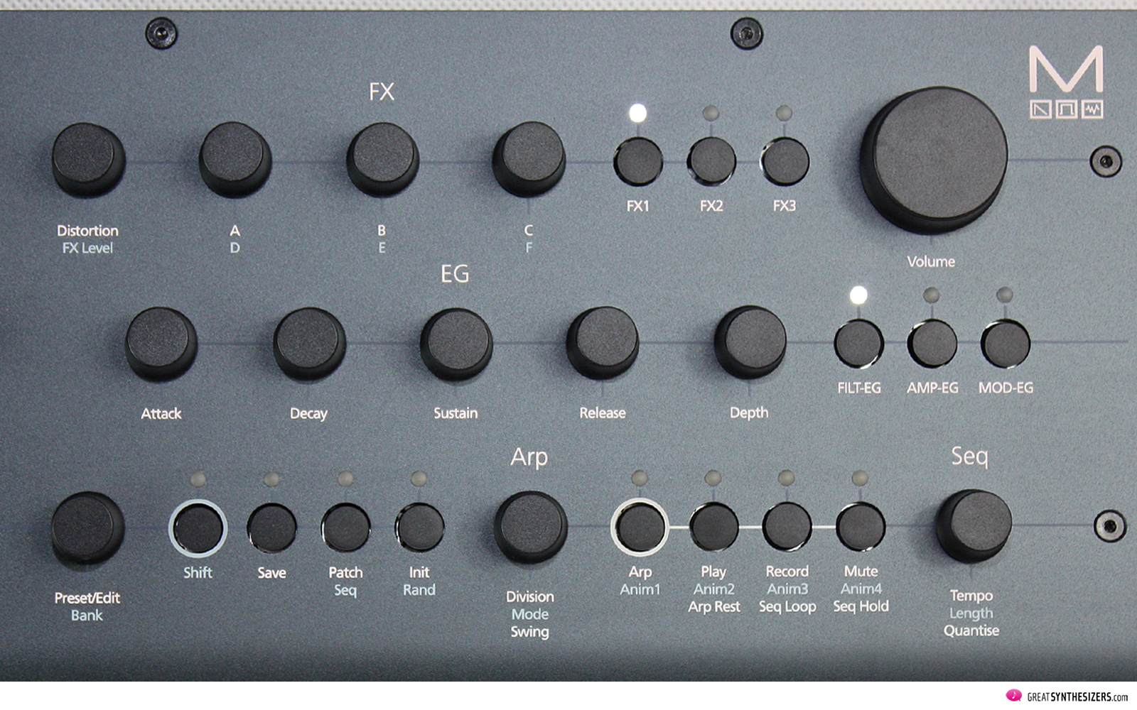 Modal Electronics Argon8 Synthesizer
