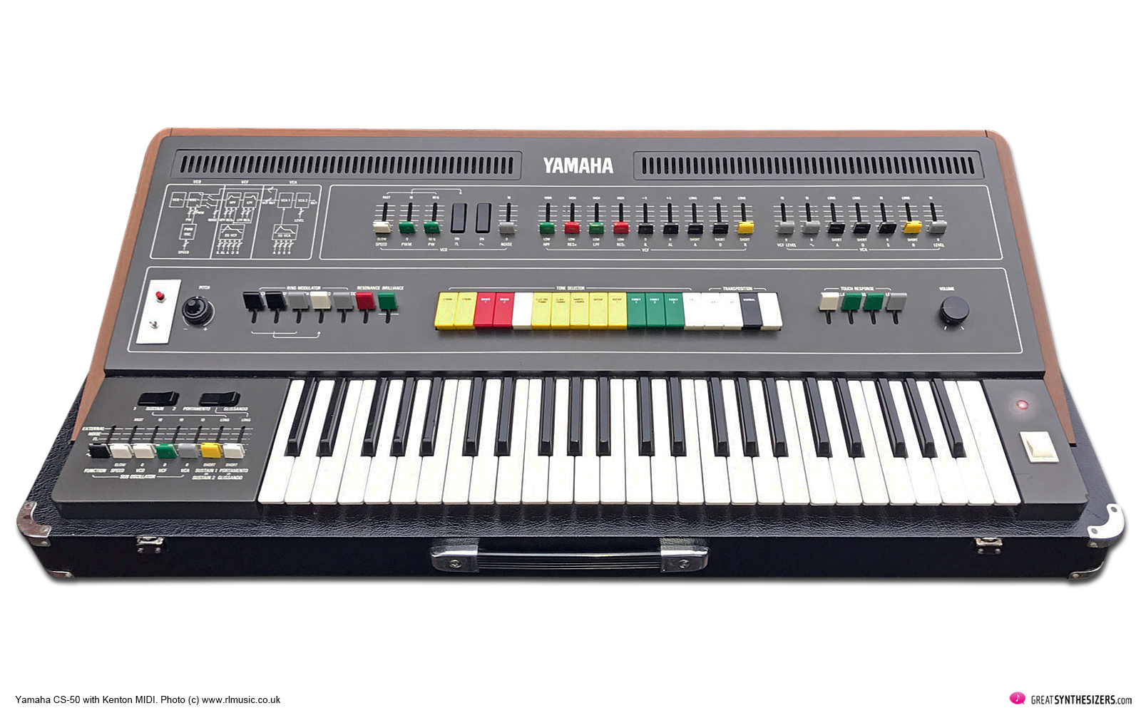 Yamaha CS-50 Synthesizer