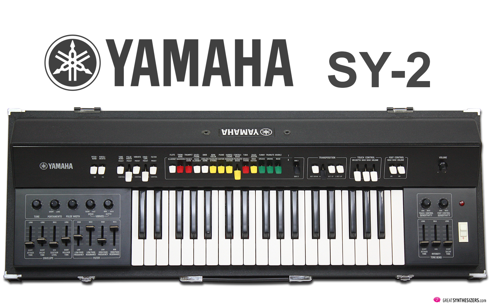 Yamaha SY-2 Synthesizer