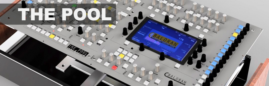 Baloran The Pool Synthesizer