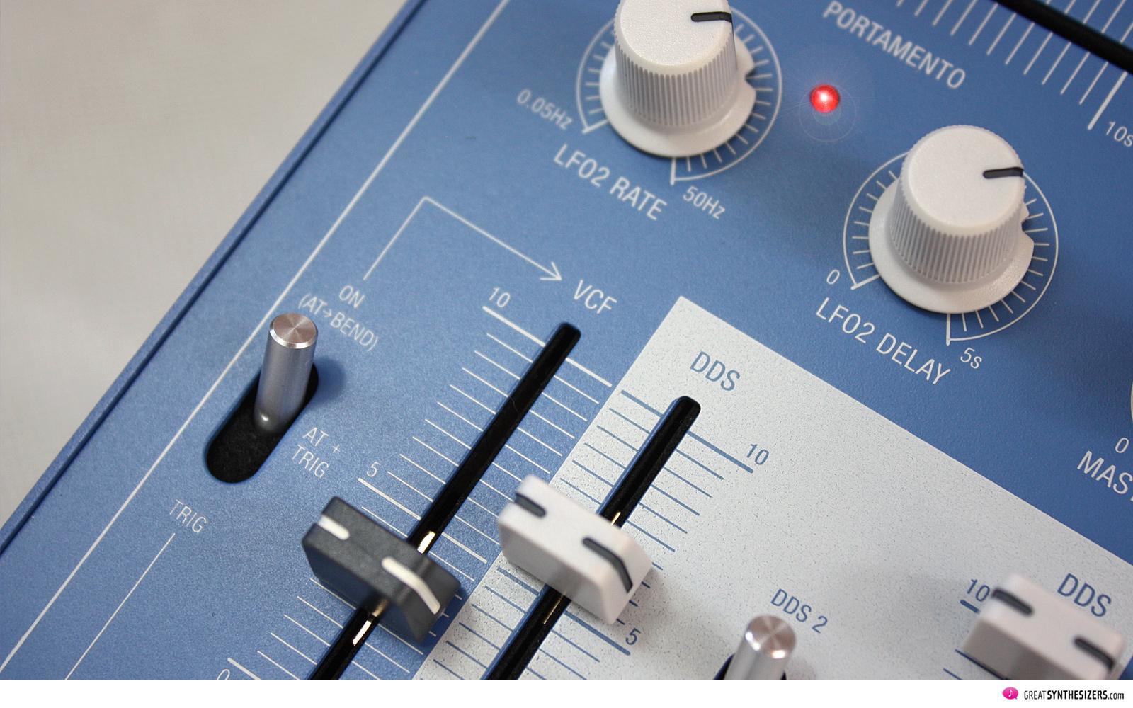 UDO Audio SUPER 6 Synthesizer