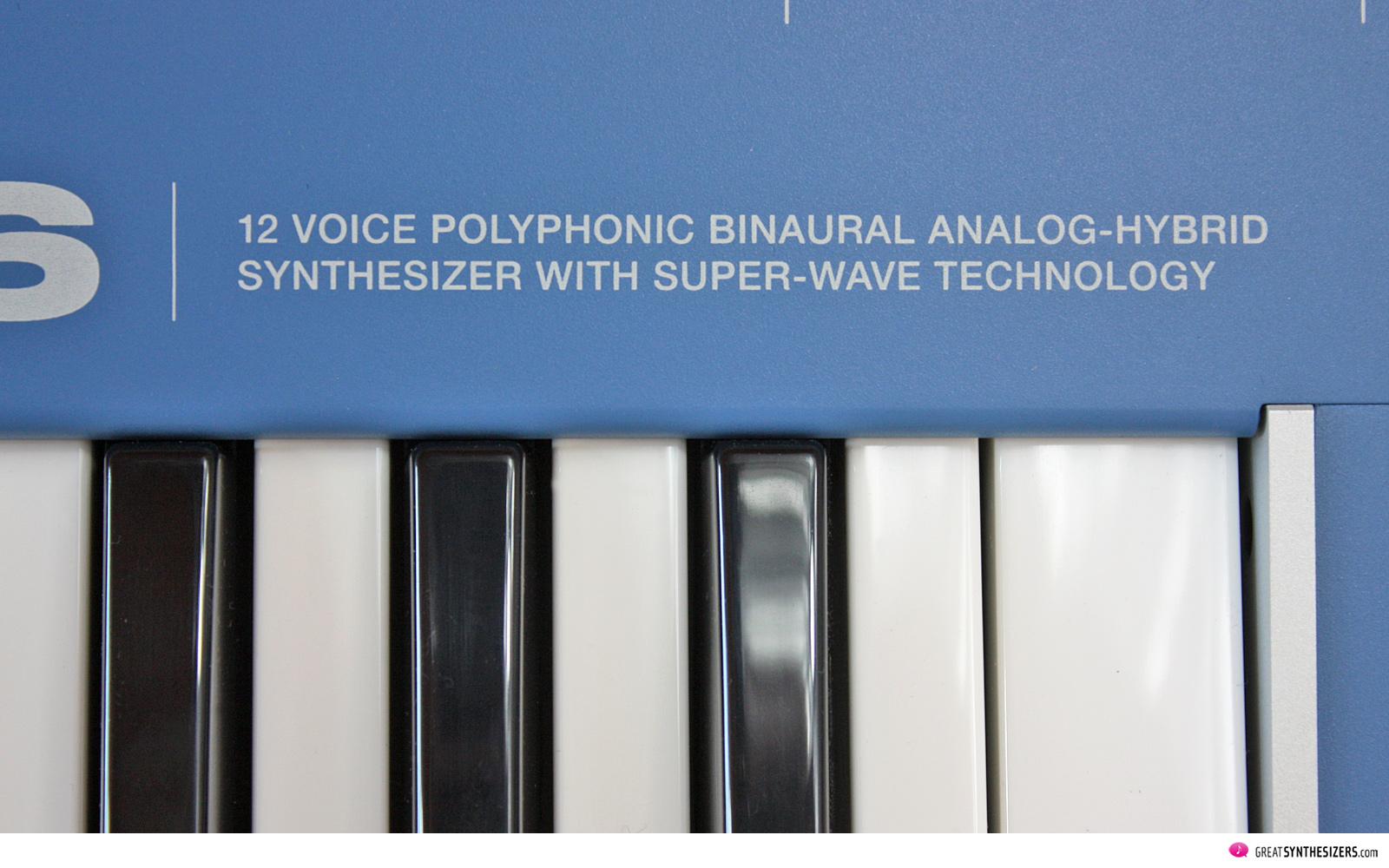 UDO Audio SUPER 6 Synthesizerio SUPER 6 Synthesizer