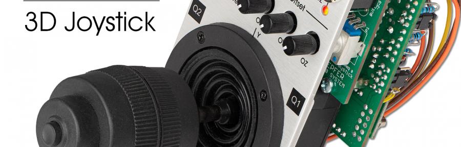 Doepfer A-174-4 3D Joystick