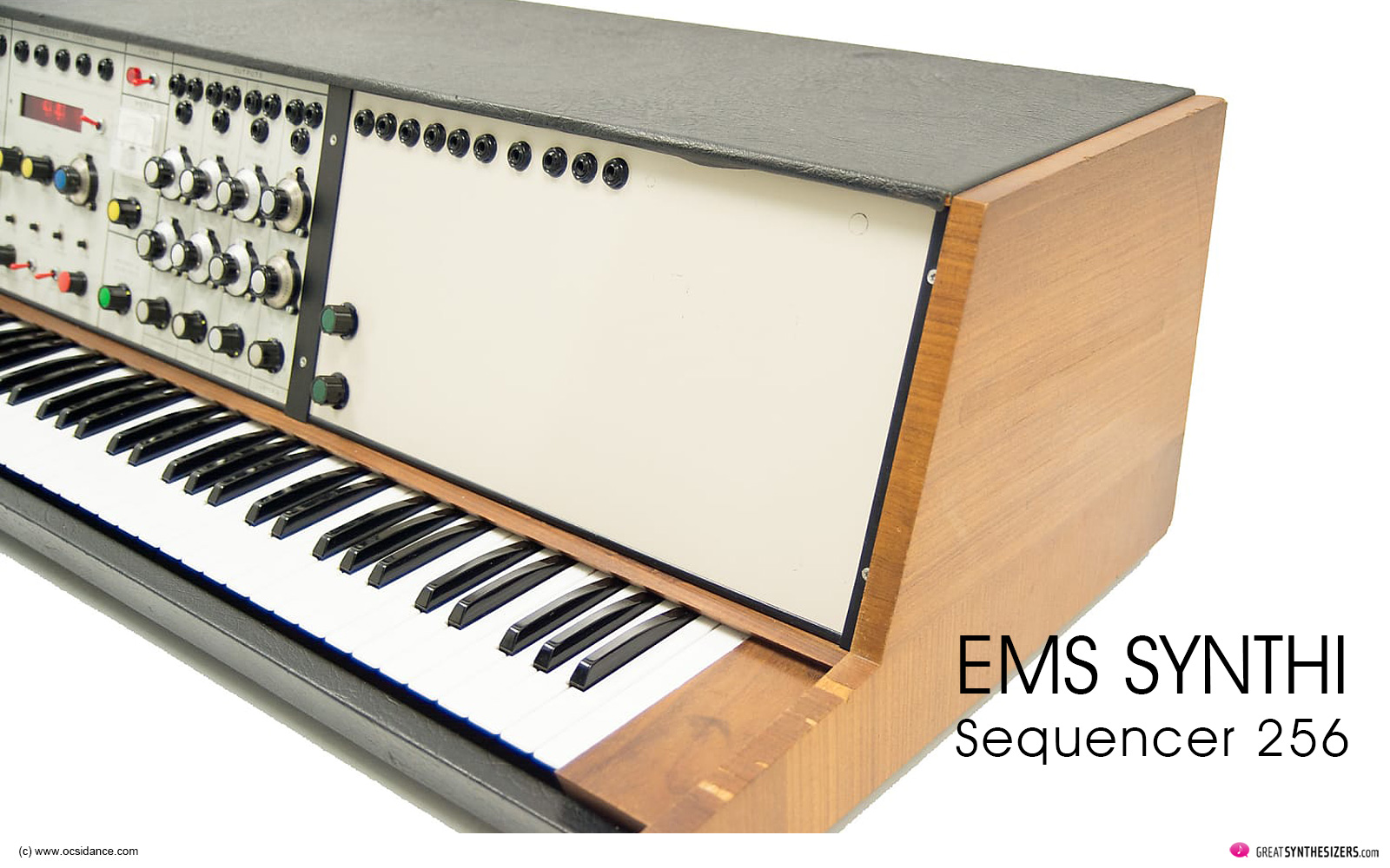 EMS SYNTHI Sequencer 256