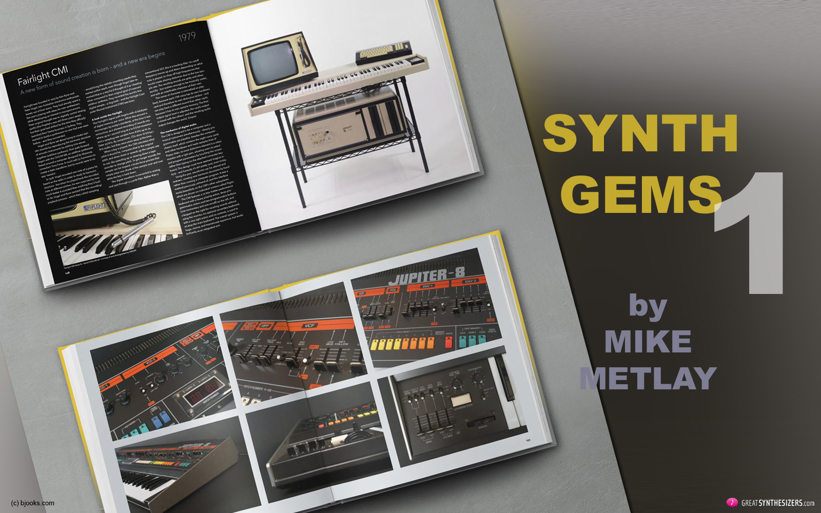 SYNTH GEMS 1 - Exploring Vintage Synthesizers